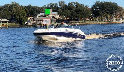 Speedboot Monterey 243 Deck Boat (2008)