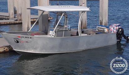 Speedboat Century Boats 2600 Center Console (1996)