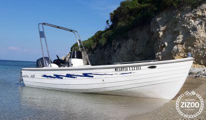 Motor boat A-Hellas . (2010)