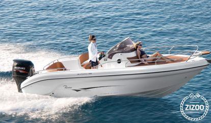 Motorboot Ranieri Shadow 22 (2000)