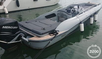 Sportboot Libra Open (2018)