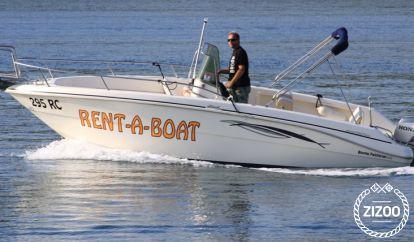 Motor boat Fiart 22 Oasi (2008)