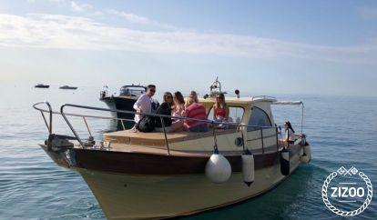 Speedboat Milano Aprea Lancia 32 Open (2015)
