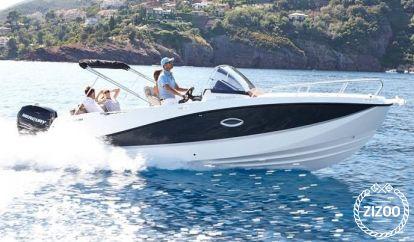 Speedboat Quicksilver Activ 755 SD (2018)