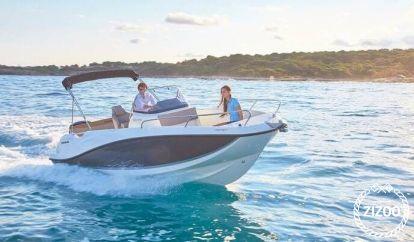 Speedboat Quicksilver 675 Open (2019)