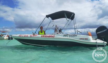Speedboot Lenco Cuba 21 (2003)