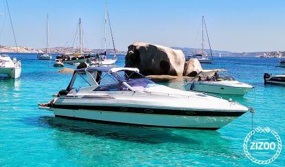 Barco a motor Pershing 33 S (1990)