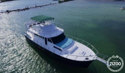 Motor boat Absolute 58 Fly (1966)