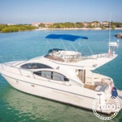 Motor boat Azimut 42 Fly (2000)