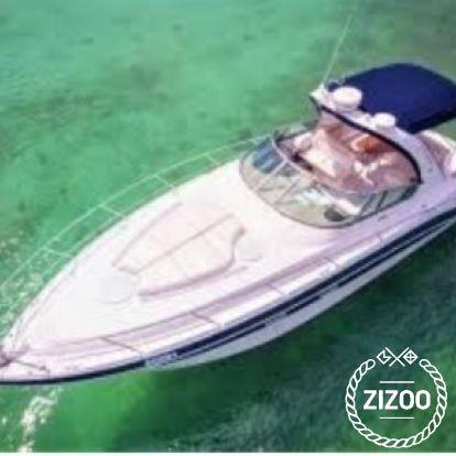 Motor boat Four Winns 37 Vista (2008)