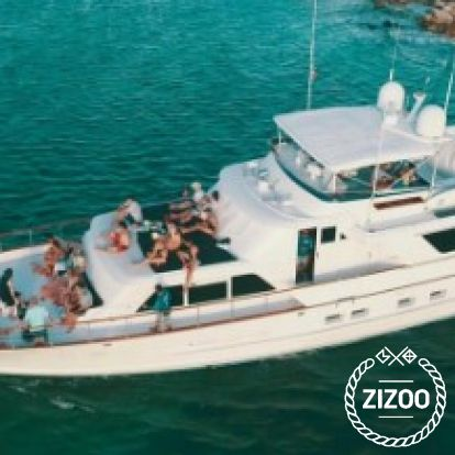 Motor boat Custom Built (1990)
