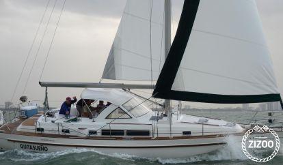 Sailboat Beneteau Oceanis 40 (1999)