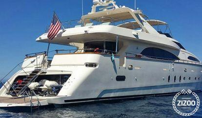 Motor boat Benetti 115 (2013)