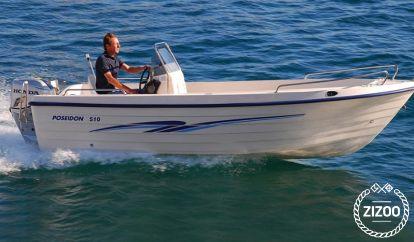 Speedboot Poseidon 510 (2015)