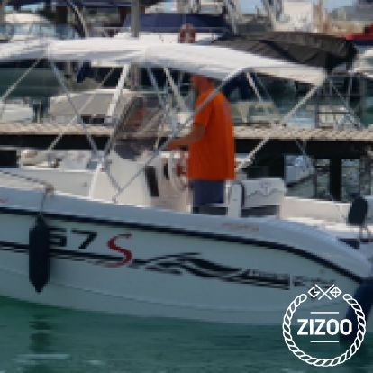 Speedboot Trimarchi 57S (2019)
