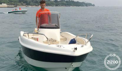 Speedboot AS Marine 530 (2019)
