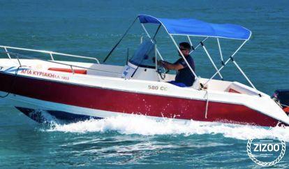 Speedboot Olympic 580 CC (2019)