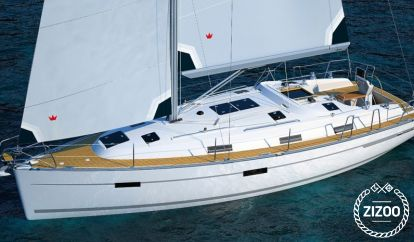 Sailboat Bavaria 36 (2011)