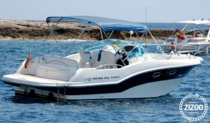 Motorboot Rio Day Cruiser 850 (2015)