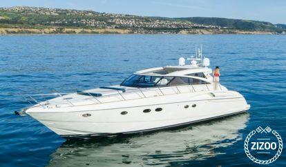 Motor boat Viking 61 (2015)