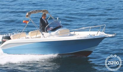 Speedboat Janmor 580 (2017)