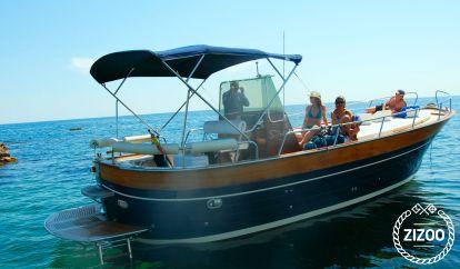 Motorboot Capeador 28 Solarium (2010)