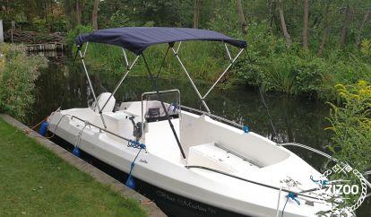 Speedboat Marion 550 (2014)