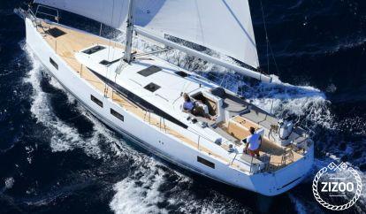 Sailboat Jeanneau Sun Odyssey 51 (2018)