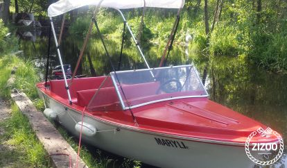 Speedboot Custom Built (1971)