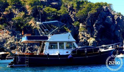Motor boat Myabca 45 TR (2000)