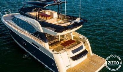 Motor boat Monte Carlo 60 (2018)