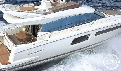 Motorboot Jeanneau Prestige 500 (2016)