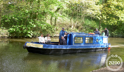 Motor boat Custom Build Narrow Boat (1990)