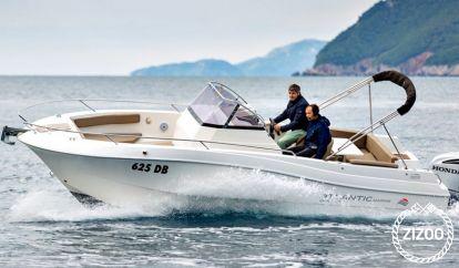 Lancha motora Atlantic Marine 750 Open (2017)