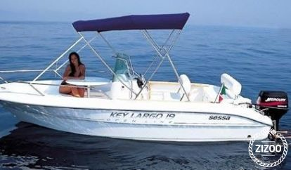 Motor boat Sessa Key Largo 19 (2009)