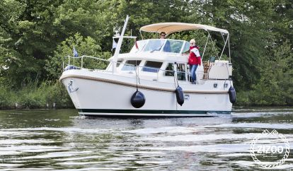 Houseboat Linssen Grand Sturdy 29.9 AC (2012)