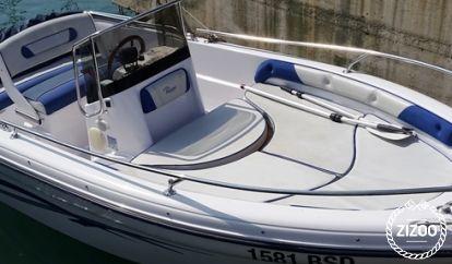 Speedboot Ranieri Voyager (2018)