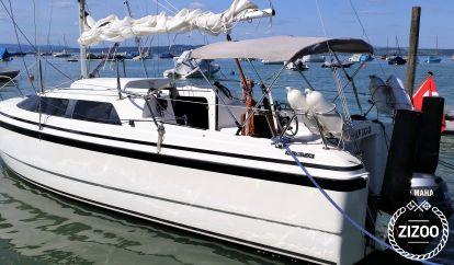 Zeilboot MacGregor 26X (1998)