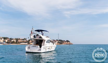 Motorboot Doqueve Majestic 42 (2015)