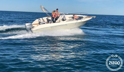 Speedboat Quicksilver Commander 600 (2015)