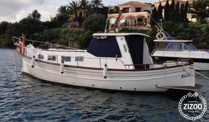 Motorboot Myabca 900 (2015)