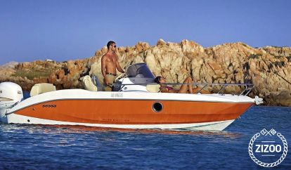 Speedboat Sessa 20 (2015)