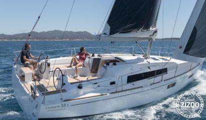 Zeilboot Beneteau Oceanis Cruiser 38 (2016)