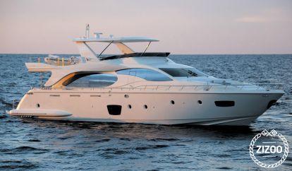 Motor boat Azimut 85 F (2007)