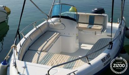 Speedboat Tušek Cobra 499F (2000)