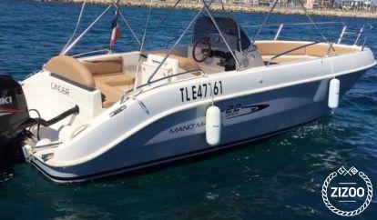 Speedboat Mano Marine 22 (2011)