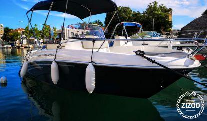 Motor boat Prince 570 Open (2018)