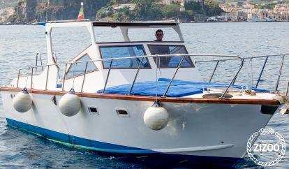 Motorboot Raffaelli 36 (1996)