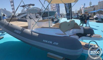 Speedboat Salpa 20 GT (2020)