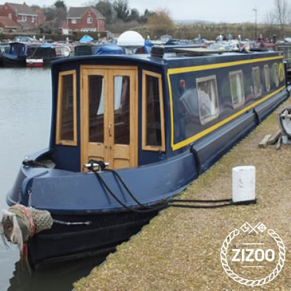 Motor boat Custom Build Narrow Boat (1970)